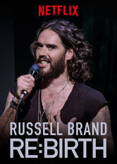 RUSSELL BRAND: RE:BIRTH Netflix BR (Brazil)