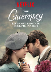 The Guernsey Literary and Potato Peel Pie Society Netflix BR (Brazil)