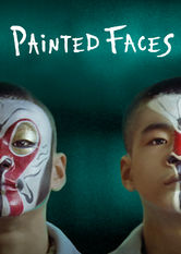 Painted Faces Netflix BR (Brazil)