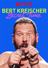 Bert Kreischer: Secret Time Netflix BR (Brazil)