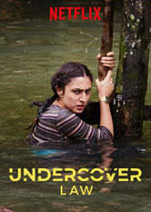 Undercover Law Netflix BR (Brazil)