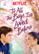 To All the Boys I've Loved Before Netflix BR (Brazil)