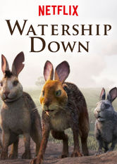 Watership Down Netflix BR (Brazil)