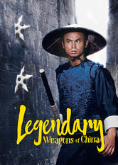 Legendary Weapons of China Netflix BR (Brazil)